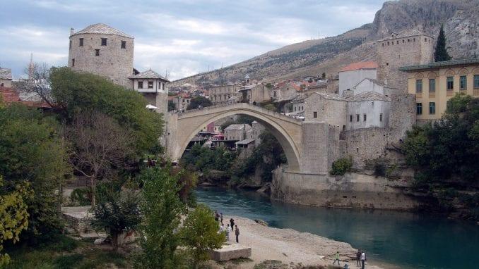 Mostar obeležio 25 godina od rušenja Starog mosta 1