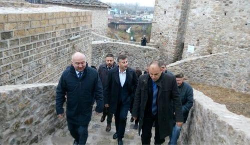 Otvorena rekonstruisana srednjevekovna tvrđava Momčilov grad u Pirotu 12