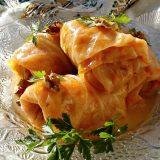Recept nedelje: Posna sarma sa orasima 3
