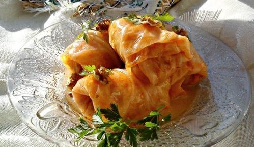 Recept nedelje: Posna sarma sa orasima 4