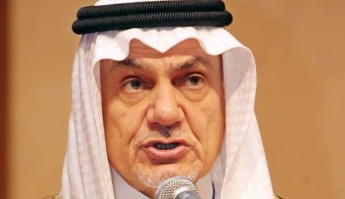 Saudijski princ Turki: Informacijama CIA o Kašogiju se ne može verovati 1