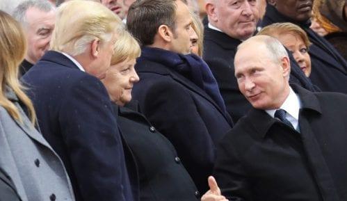 Merkel popularnija od Trampa i Putina 8