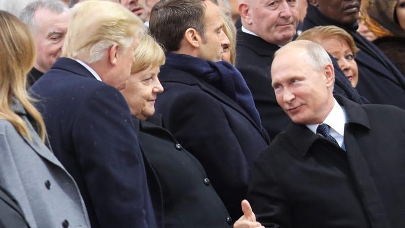 Francuska i Nemačka žele sastanak na vrhu EU i Rusije 1