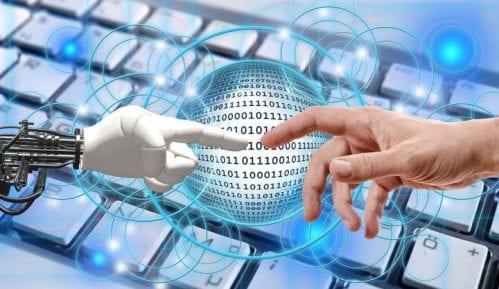 Preuzimaju li roboti poslove ljudima? 1