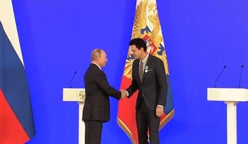 Putin odlikovao Miloša Bikovića 10