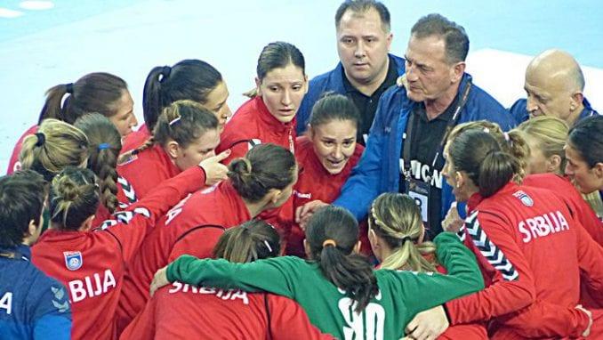Rukometašice Srbije bolje od Brazila na turniru u Palensiji 1