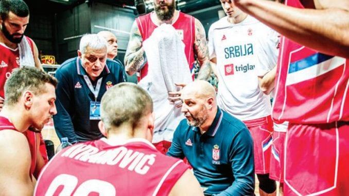 """""""Orlovi"""" se još bore za Mundobasket 1"""