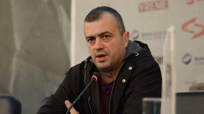 Sergej Trifunović u Kragujevcu 1