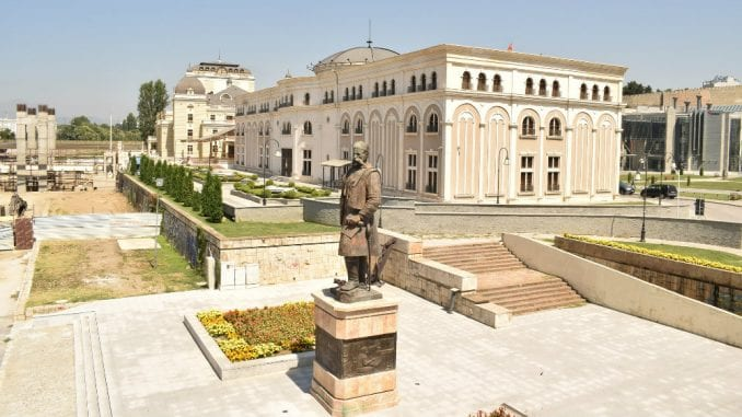 Raspušten parlament Severne Makedonije zbog izbora 12. aprila 1