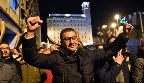 Antivladin protest u Skoplju (FOTO) 6