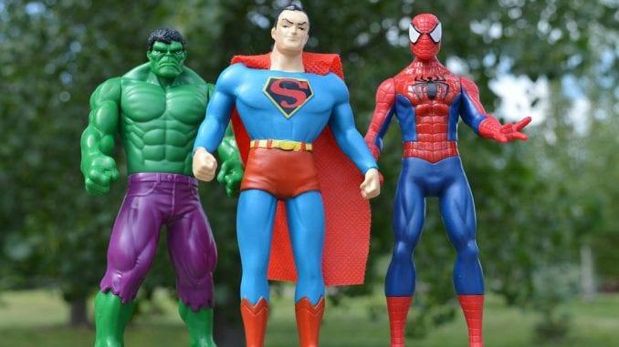 Pedijatri upozoravaju da su superjunaci skloni rizičnom ponašanju i nasilju 1