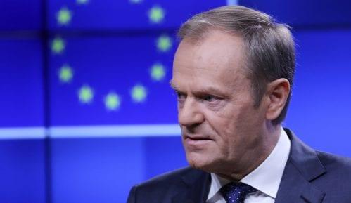 Tusk pozvao evroposlanike da prihvate kandidate 1