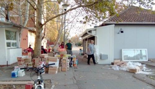 Ulica za bicikliste: Gradske službe čašćavaju divlje graditelje 1