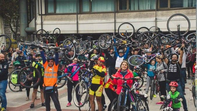 Udruženje Ulice za bicikliste poziva građane na Poslednji biciklistički krug u 2019. 1