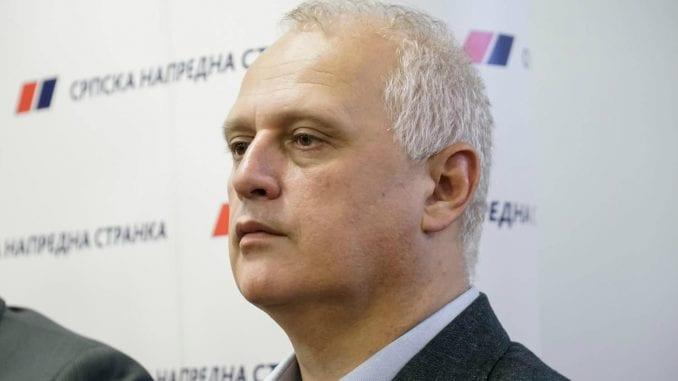 Predsednik Sloge GSP podneo tužbu protiv Vesića 1