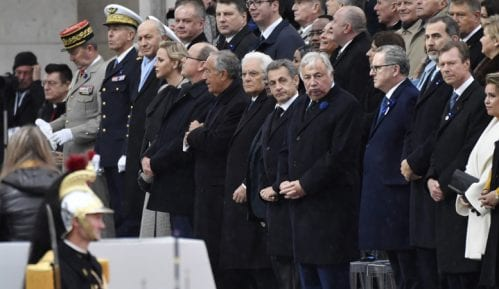 Vučić: Raspored sedenja u Parizu ne odražava snagu 11
