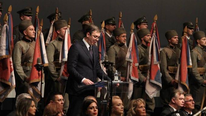 Vučić: Najvažnije je da čuvamo mir 1