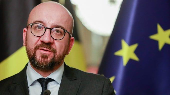 Šarl Mišel: EU očekuje nastavak dijaloga u julu 4