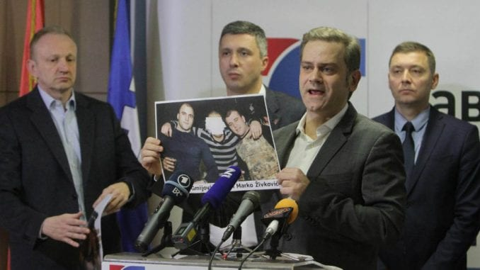 Napadači na Borka Stefanovića pušteni na slobodu, Sud nije prihvatio da se ispitaju telefonski pozivi nasilnika, kako bi se otkrili nalogodavci pokušaja atentata na jednog od lidera opozicije!