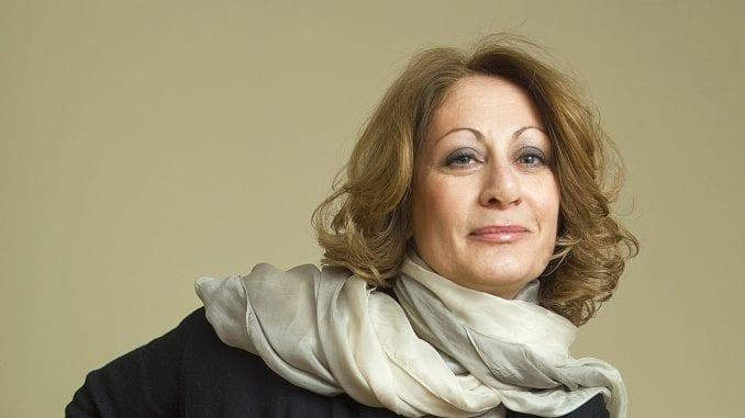 Aida Ćorović demantovala da joj je bilo zabranjeno da govori na protestu u Somboru 1