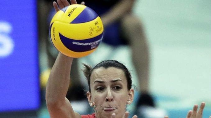Milena Rašić: Trofejna blokerka 1