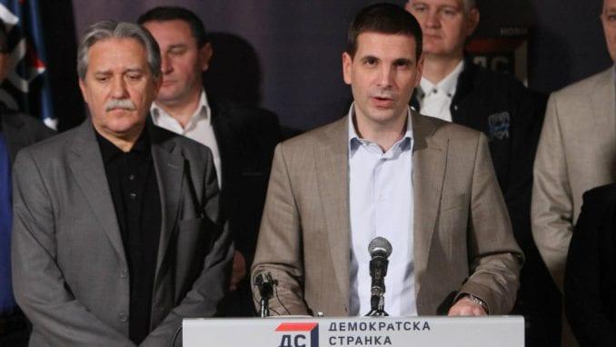 DSS: Politička saradnja sa GEPS 1