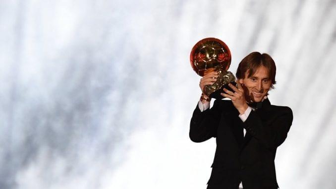 Zlatna lopta - kako je Luka Modrić osvojio svet 3