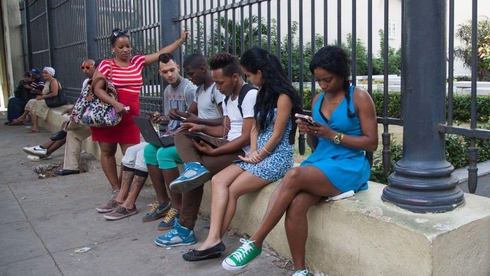 Kubanci sa mobilnim