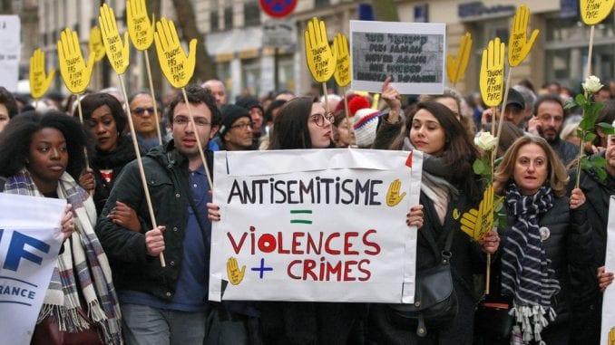 Istraživanje: Jevreji u Evropi sve više žive u strahu 3