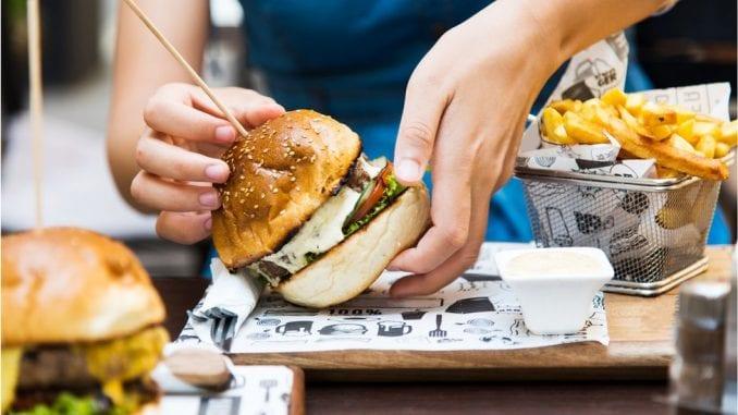 Obroci u restoranima kaloričniiji nego u lancima brze hrane 3
