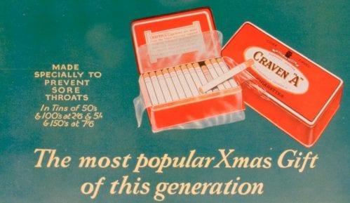Od cigareta do kašika: Šta se nekada poklanjalo za praznike 12