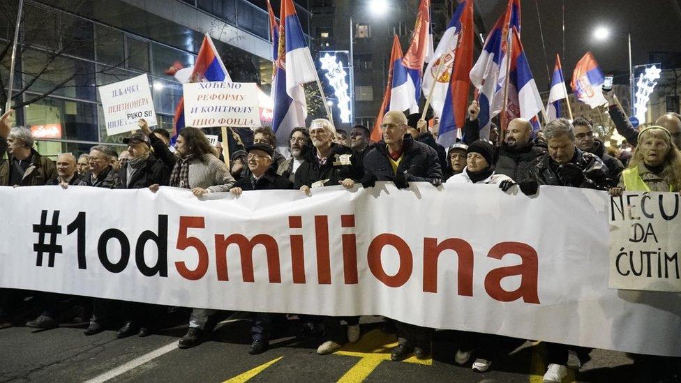 protest Beograd