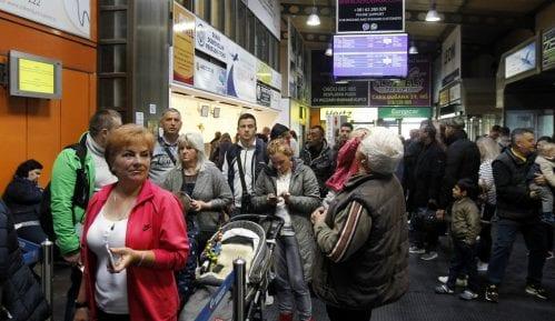 Na niškom aerodromu za 11 odsto više putnika, aviona više za 19 odsto 6