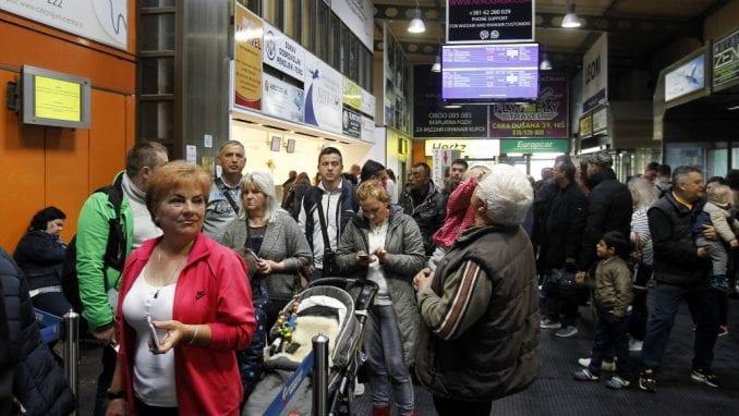 Na niškom aerodromu za 11 odsto više putnika, aviona više za 19 odsto 3