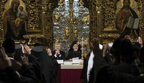 Carigrad duhovno odvojio deo Ukrajine od Moskve 8