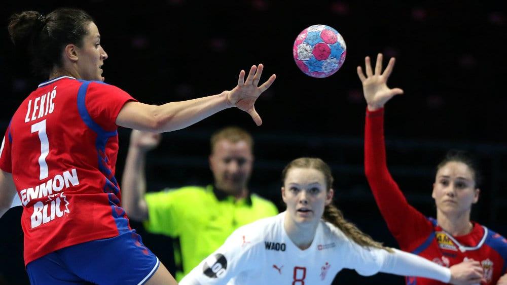 Rukometašice protiv Slovačke u baražu za Svetsko prvenstvo 1