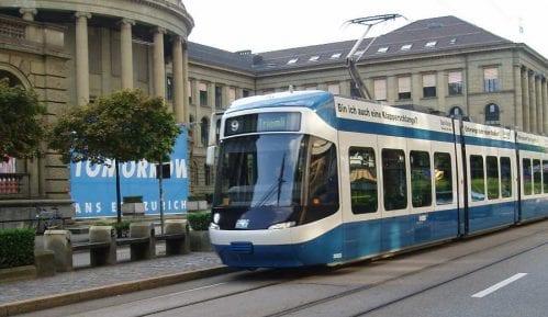 Cirih (5): Pogled iz tramvaja 15