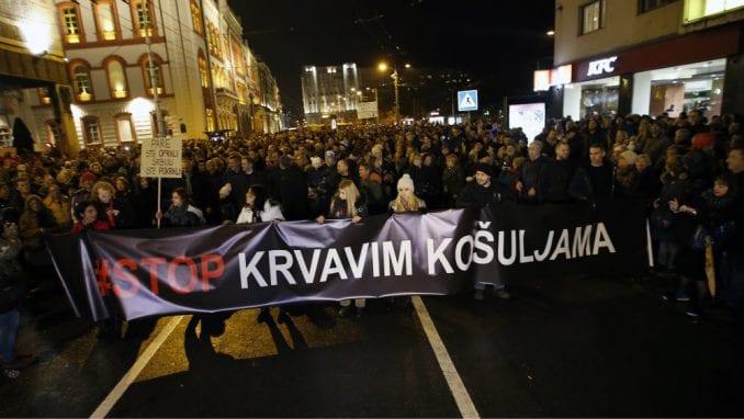 Pavićević: Sve više se polarizuje politička scena u Srbiji 1