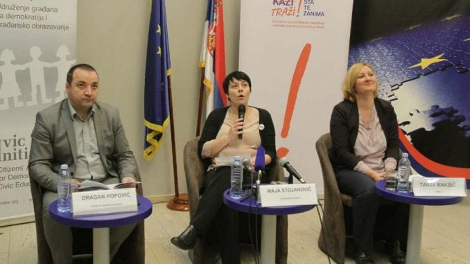 Ove godine 57 napada na novinare u Srbiji 4