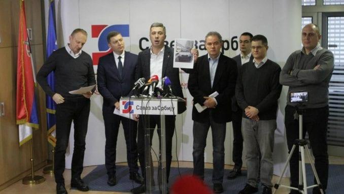 Dveri, Narodna stranka i Stranka moderne Srbije bojkotuju današnju posebnu sednicu parlamenta 1
