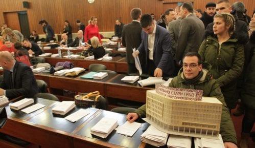 SZS napustio sednicu Skupštine Beograda i pozvao građane na protest 13
