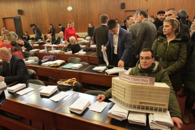 SZS napustio sednicu Skupštine Beograda i pozvao građane na protest 1