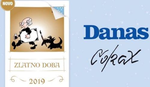 Promocija Koraksovog kalendara 18. decembra u CZKD 9