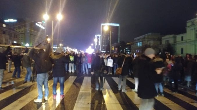 Protest podrške porodici Dragičević i u Sarajevu i Mostaru 1
