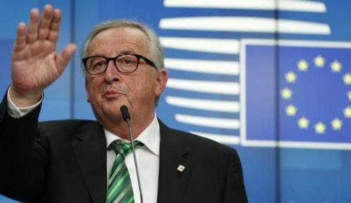 Junker se nada uspehu sporazuma o Bregzitu 4