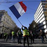 Danas nastavak protesta Žutih prsluka u Francuskoj 12