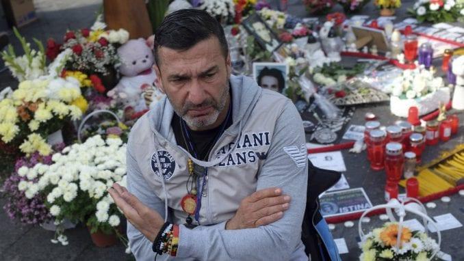 Podnet zahtev za ekshumaciju tela Davida Dragičevića 1