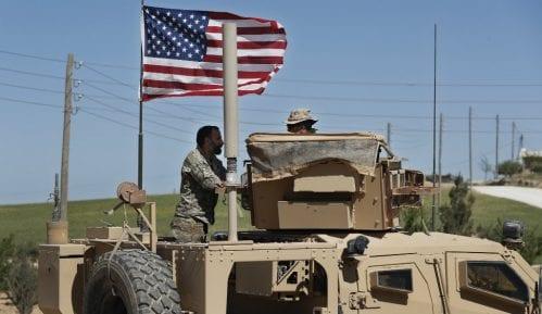 Koalicija na čelu sa SAD počela povlačenje iz Sirije 10
