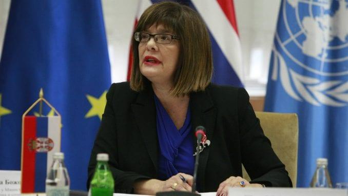 Gojković: Put žena do važnih pozicija u Srbiji nije bio lak 1