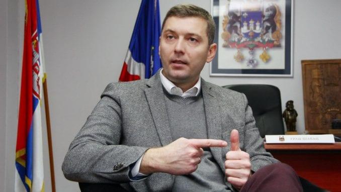 Zelenović: Upad naprednjaka u Skupštinu Šapca pokazatelj Vučićevih bezumnih odluka 1